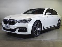 BMW740d xDrive Mスポーツ サンルーフ 20インチ