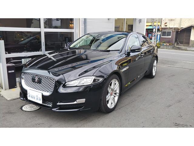 ジャガー XJ プレミアムラグジュアリー 1オーナー 新車保証継承