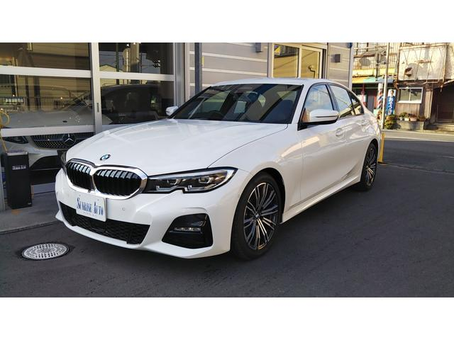 BMW 320i Mスポーツ 1オーナー 新車保証継承 禁煙車