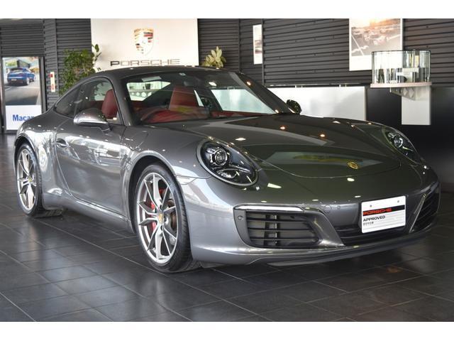 ポルシェ 911カレラS 右H GTスポーツステアリングホイール