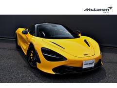 マクラーレン 720Sパフォーマンス スポーツエグゾースト