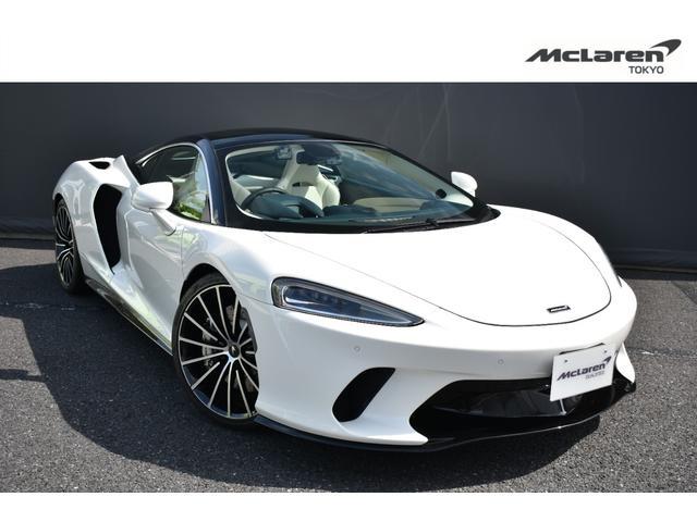 GT(マクラーレン) リュクス 右H McLaren Qualified Tokyo 認定中古車 プレミアムパック 中古車画像