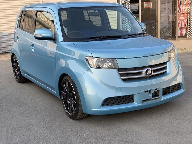 トヨタ S ガーネットエディションII レイズAW フルオーディオ
