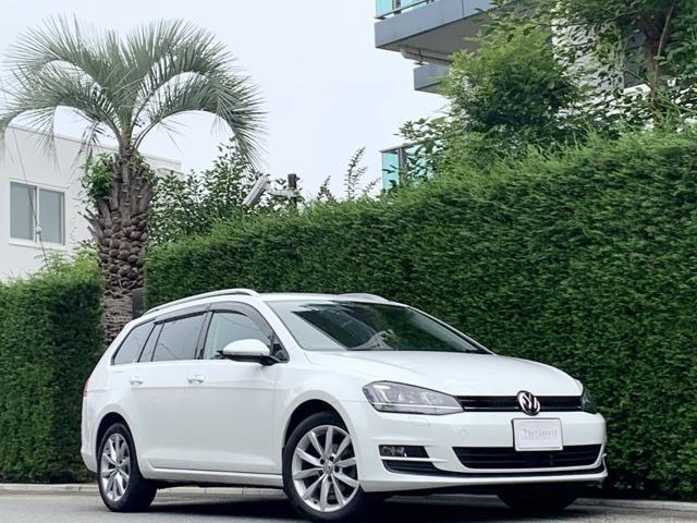 フォルクスワーゲン TSI コンフォートライン コネクト 1オーナー 新車保証