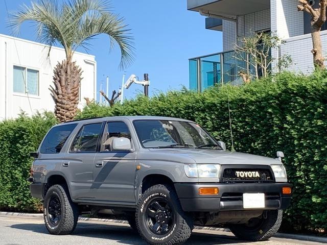 トヨタ 3.4 SSR-G ワイドボディ 4WD ナローボディー