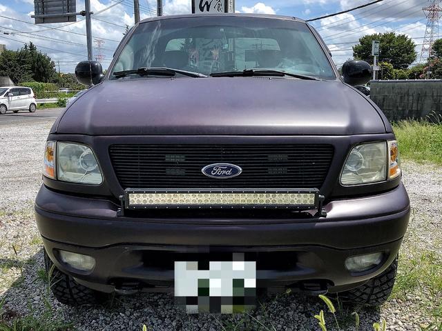 フォード XLT ベンチシート キセノンライト 新車並行車
