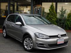 VW ゴルフディスプロ/ACC/Bカメ/DSRC/1オーナー