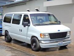 フォード エコノラインE350 ビックブロック7.5L スライドドア