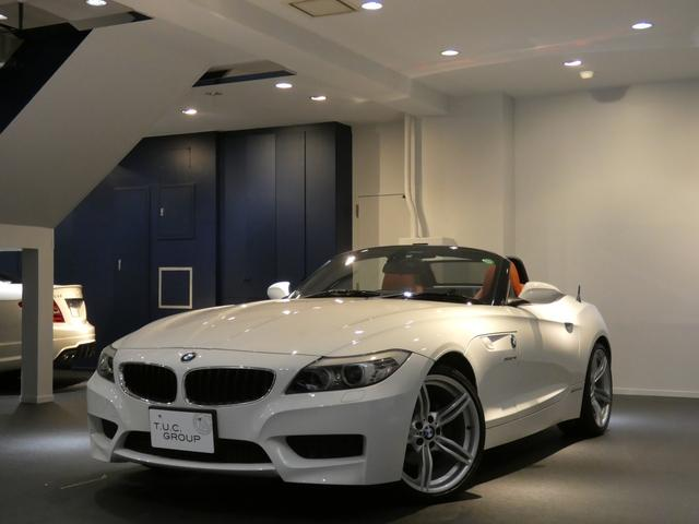 BMW sDrive23iMスポーツ Pスタート 赤革 2年保証付
