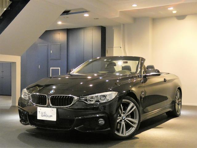 BMW 435iカブリオレ Mスポーツ コンフォA ACC 2年保証