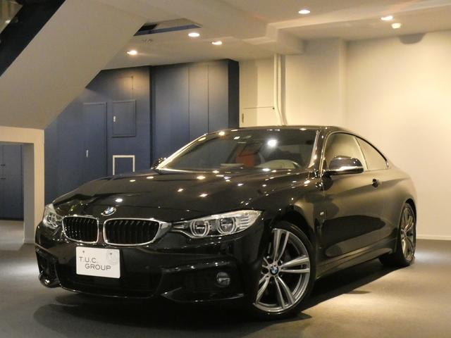 BMW 435iクーペMスポーツ 1オーナー コンフォA 2年保証付