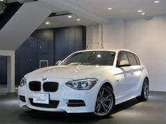 BMWM135i コンフォA 赤革 ナビ ECOストップ 2年保証