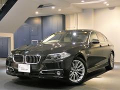 BMW523i LUX コンフォA ACC ベージュ革 2年保証