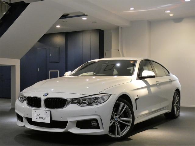 BMW 435iグランクーペMスポーツ 1オナ ACC 2年保証