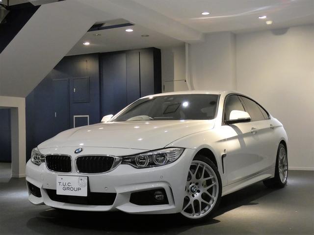 BMW 435iグランクーペMスポ ACC コンフォA 革 2年保証