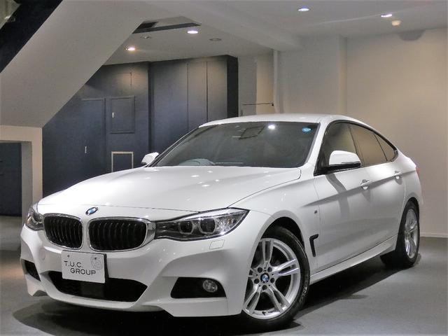 BMW 320iグランツーリスモ Mスポーツ ACC 2年保証付