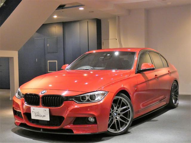 BMW 320i Mスポーツ コンフォA ナビTV 2年保証付