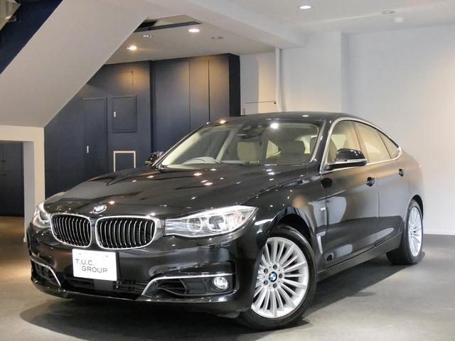 BMW 320i GリスモLUX コンフォA ベージュ革 2年保証