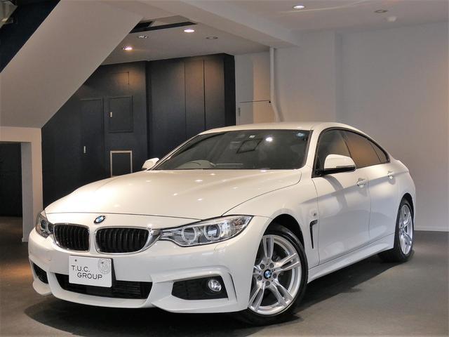 BMW 420iグランクーペMスポーツ 1オナ ACC 2年保証