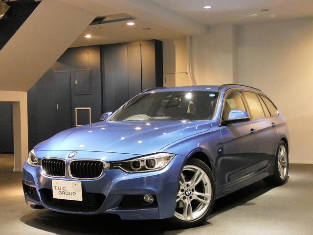 BMW 320iツーリング Mスポーツ 1オナ コンフォA 2年保証