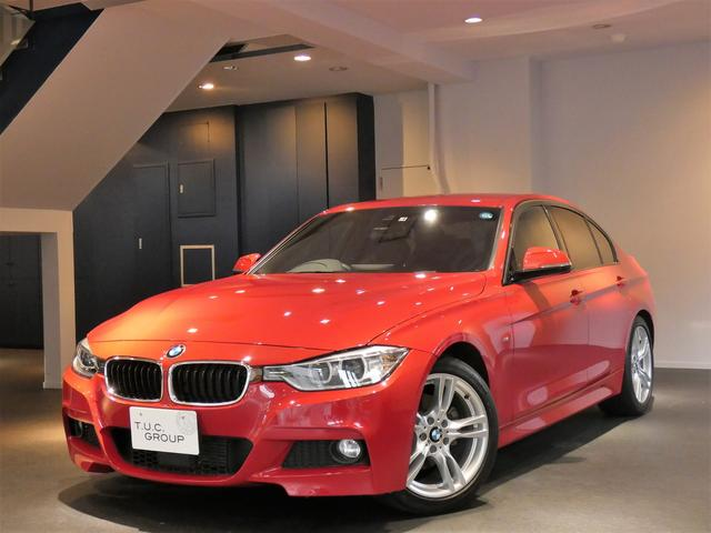 BMW 320i Mスポ 追従ACC コンフォA ナビTV 2年保証