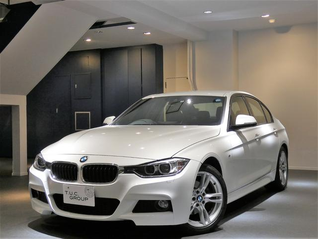 BMW 320dMスポーツ 1オナ コンフォA ナビ 2年保証付