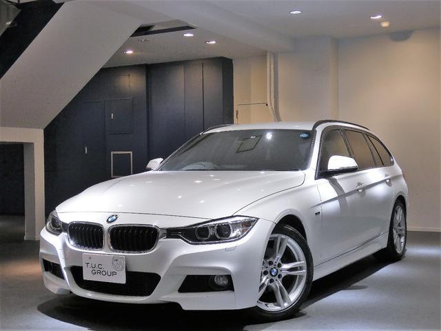 BMW 320iワゴンMスポーツ コンフォA ナビ 2年保証付