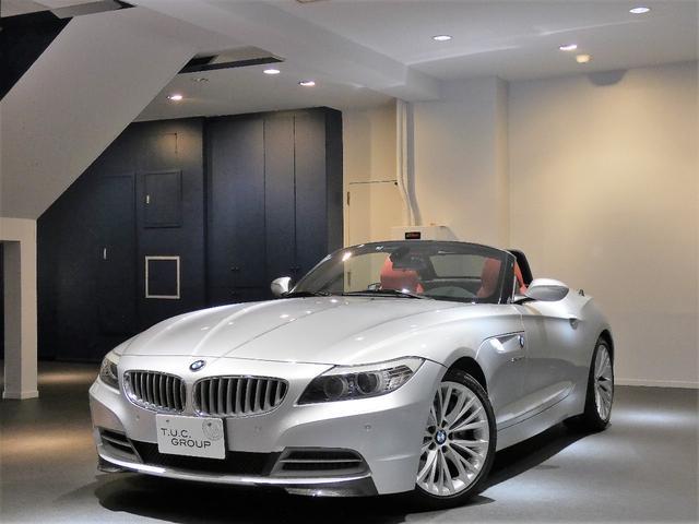 BMW sDrive35i Pスタ 赤革 ナビTV 2年保証付