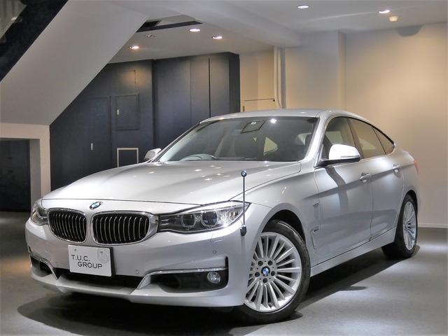 BMW 335iグランツーリスモ ラグジュアリー 黒革 2年保証付