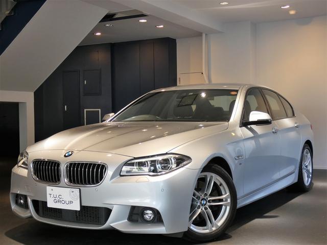 BMW 528i Mスポーツ 後期 1オーナー ACC 2年保証付