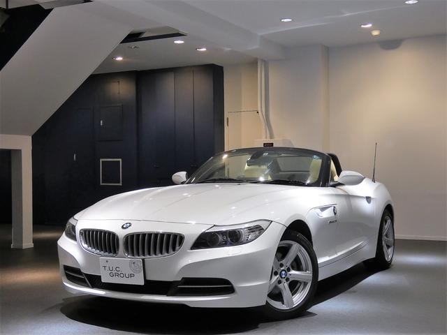 BMW sDrive23iハイライン Pスタ ベージュ革 2年保証付