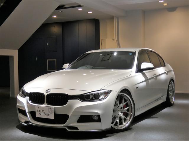 BMW 320dブルーパフォーマンスMスポーツ コンフォA 2年保証
