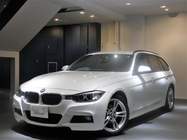 BMW 320iツーリングMスポーツ 1オナ 追従ACC 2年保証