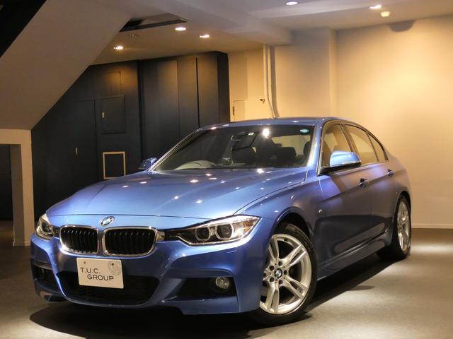 BMW 320iMスポーツ 1オナ コンフォA HDDナビ 2年保証