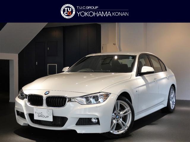 BMW 320i Mスポーツ 追従ACC コンフォA ナビ 2年保証
