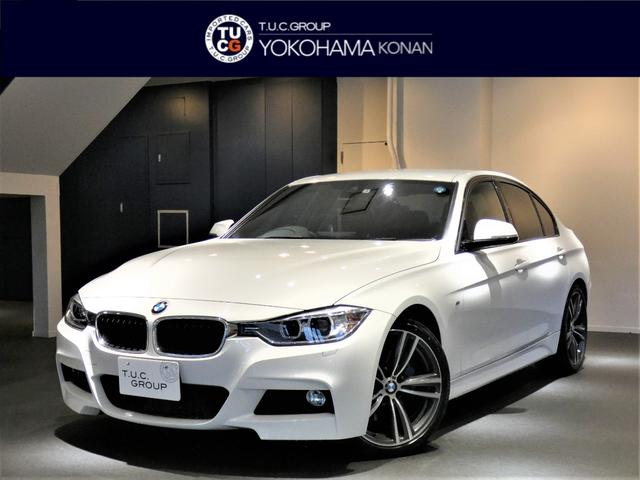 BMW 320i Mスポーツ 1オナ ACC OP19AW 2年保証