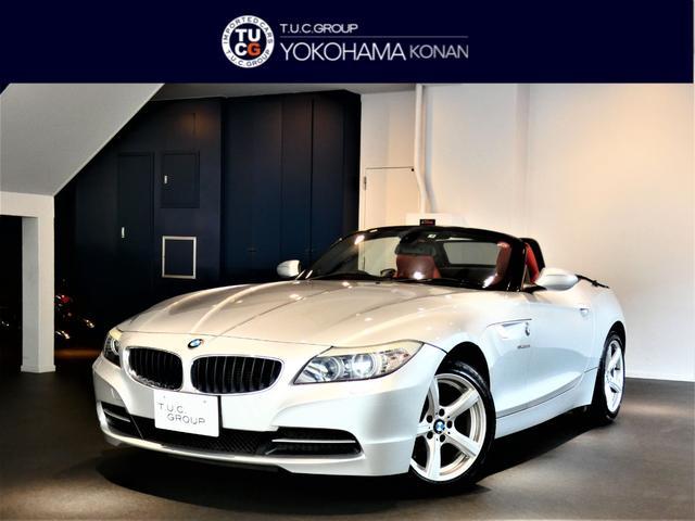 BMW sDrive23iハイライン 1オナ Pスタ 赤革 2年保証
