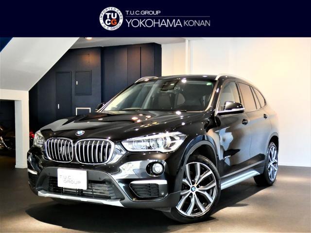 BMW X1 xDrive18d xライン 1オナ 茶革 ACC 新車保証