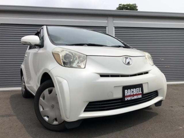 トヨタ iQ 100G Wエアバッグ スマートキ- パワステ エアコン カーテンエアバック