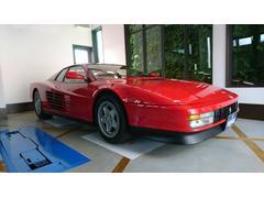 フェラーリ テスタロッサ4.9 オリジナル車 タイミングベルト交換済み レッド