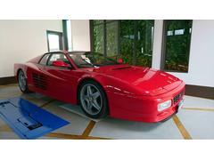 フェラーリ 512TREU仕様 25年にタイミングベルト交換済み
