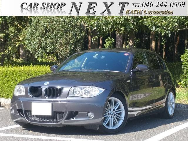 BMW 116i MスポーツETCリアスモ17インチAA評4点