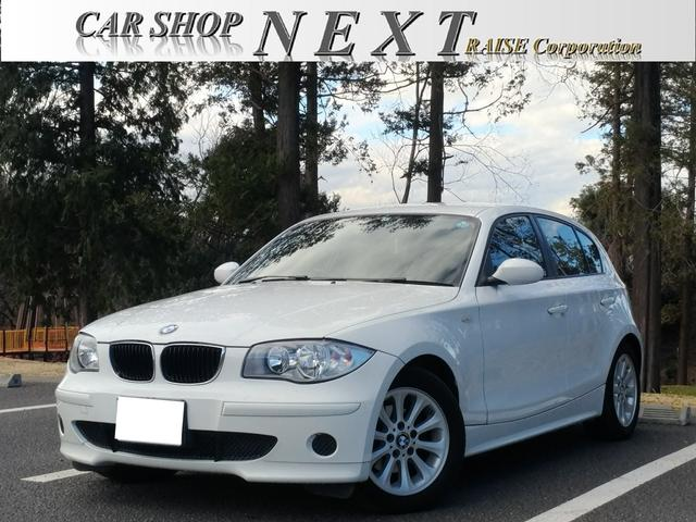 BMW 116i ETC リアスモ 実走4.2万K AA評4.5点