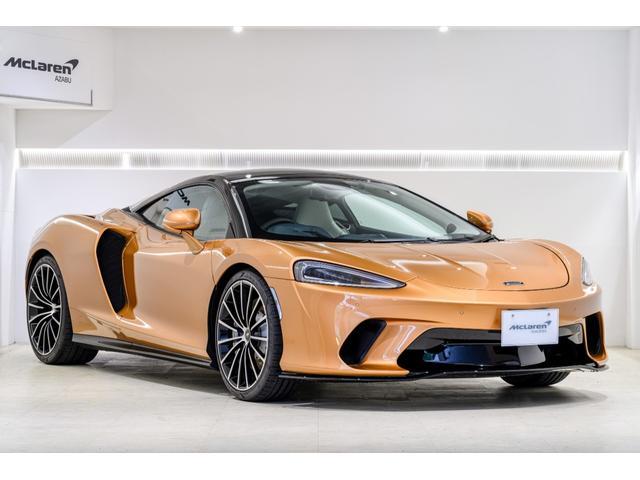 GT(マクラーレン) リュクス 認定中古車 McLAREN QUALIFIED エリートペイント/MSOエレクトロクロミッ 中古車画像