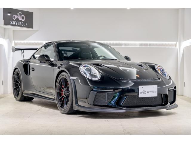 ポルシェ 911 911GT3RS PDK スポーツクロノ カーボンインテリア ガーズレッドメーター/BOSE/レーシングイエローシートベルト/アルカンターラステアリング/センターロックAW/レッドキャリパー