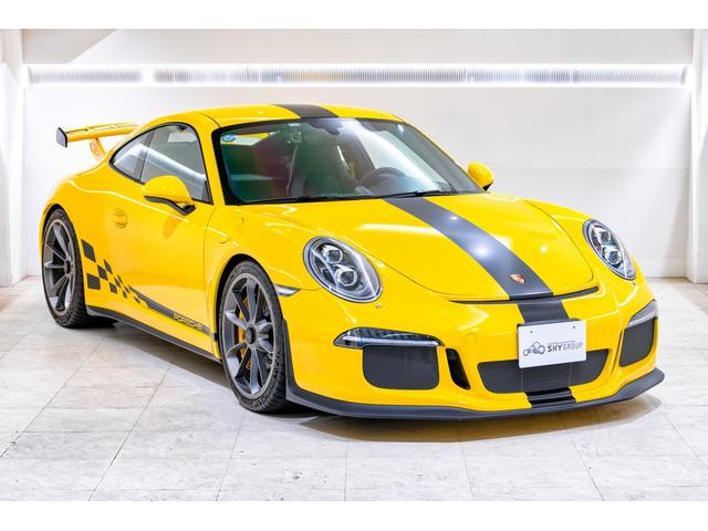 ポルシェ 911GT3 Sエキゾースト Sクロノ PCCB Fリフト