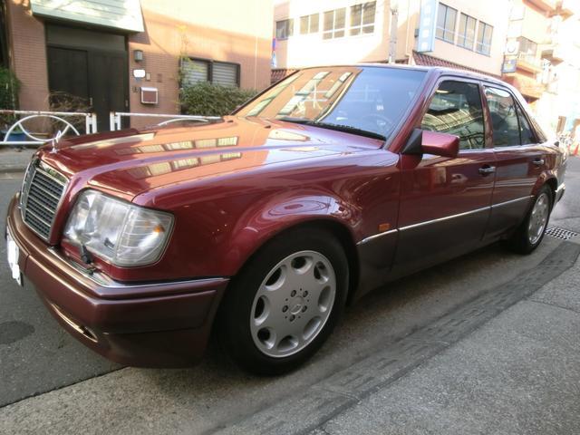 メルセデス・ベンツ E500/ワンオーナー