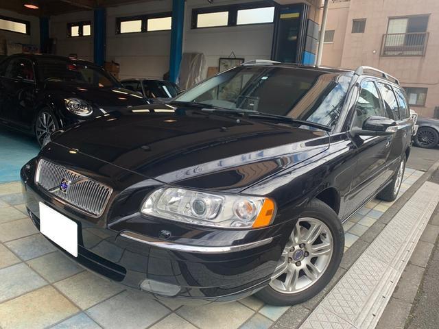 「ボルボ」「ボルボ V70」「ステーションワゴン」「東京都」の中古車