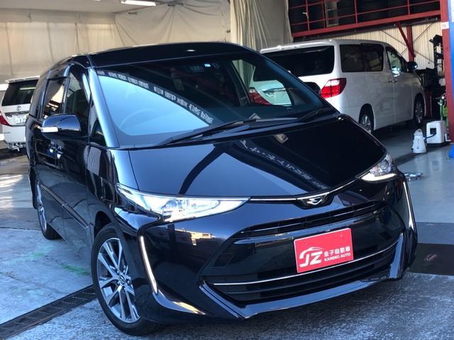 トヨタ アエラス 9インチナビ 両側自動ドア 7人