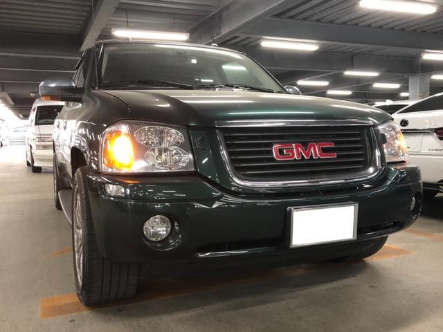 GMC GMCエンボイ SLT XUV SLT リミテッドエディション